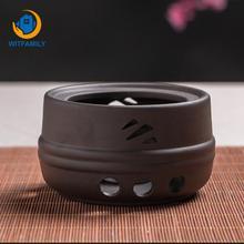 Tea-Stove Warmer-Base Candle-Holder Teapot Ceramic Hot-Heating Insulation-Base Coffee