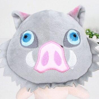 Аниме плюшевые игрушки Клинок, рассекающий демонов 20 см 2