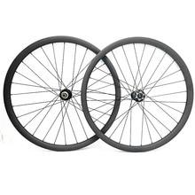 29er carbon mtb disc räder 30x25mm Leichte tubeless Asymmetrie boost 100 x15 148x12 säule 1420 speichen mtb fahrrad räder