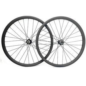 Image 1 - 29er carbon mtb disc wheels 30x25mm Lightweight tubeless Asymmetry boost 100x15 148x12 pillar 1420 spokes mtb bicycle wheels
