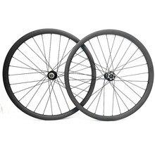 29er carbone vtt disque roues 30x25mm léger tubeless asymétrie boost 100x15 148x12 pilier 1420 rayons vtt roues de vélo