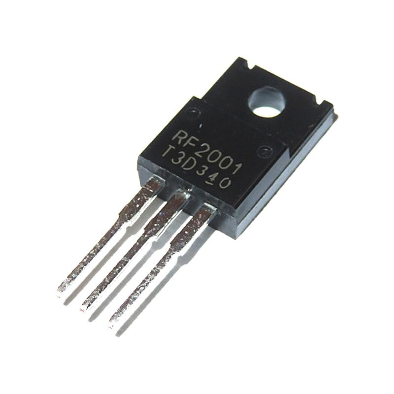10pcs RF2001T3D TO-220F RF2001 RF2001-T3D TO-220 300V 20A
