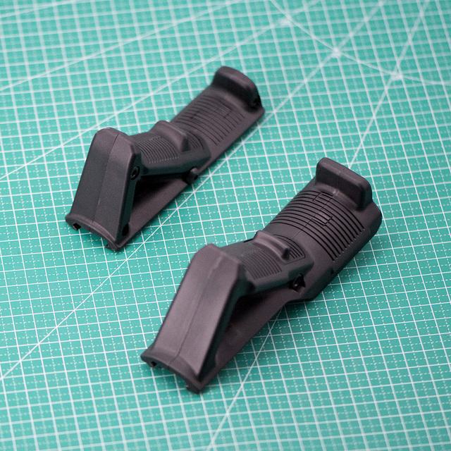 for AR15 M4 JinMing 8 JinMing 9 Airsoft Gel Blaster Tactical Nylon Grip Handle Paintball Accessories Fit for Handguard / Rail