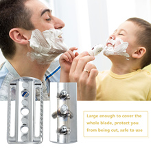 Razor-Head Head-Beard Shave-Accessories Double-Edged Safety Shaving-Tool Open-Comb Hair