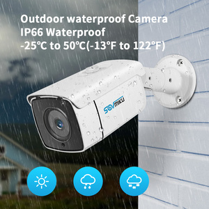 Image 5 - 8CH 5MP POE NVR Kit H.265 CCTV Security Camera System Outdoor Waterproof IP Camera Alarm Video Record P2P Surveillance Set