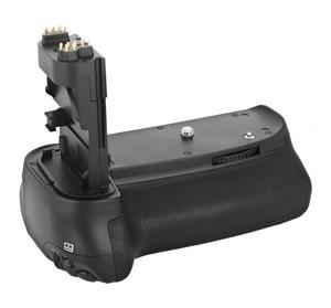 Image 1 - GloryStar MK 70D BG E14 Vertical Battery Grip Holder For C EOS 70D 80D 90D Cameras