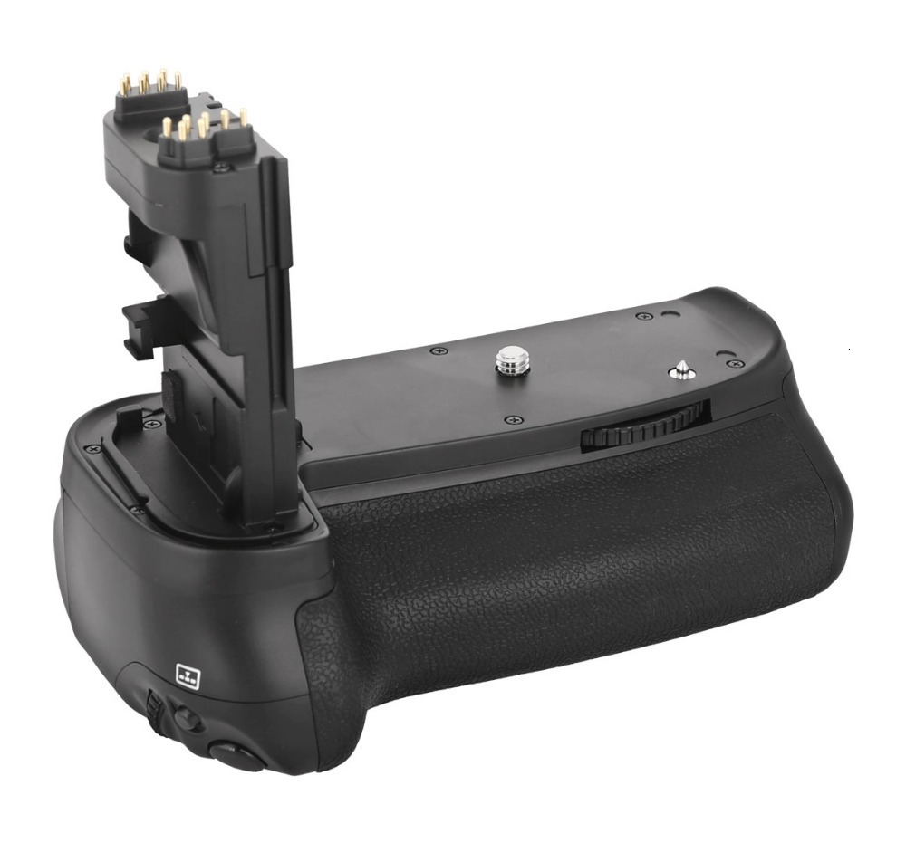GloryStar MK-70D BG-E14 Vertical <font><b>Battery</b></font> <font><b>Grip</b></font> Holder For C EOS 70D <font><b>80D</b></font> 90D Cameras image
