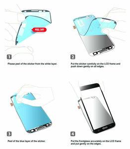 Image 3 - Full Set of 18 in 1 Tool Kit Lens Glass For Samsung Galaxy S7+/S8/S8+/S9/S9+/S10/S10+Broken Lens in Black Color