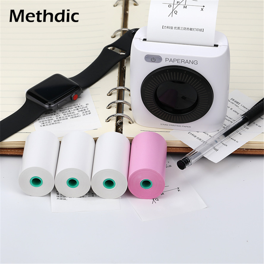 Custom Design Colorful Durable Thermal Paper Roll For Small POS Machine