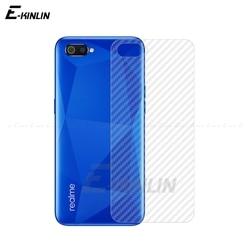 На Алиэкспресс купить стекло для смартфона clear soft 3d carbon fiber protective back film for oppo realme narzo 10 10a c1 c2 c3 2 pro rear screen protector not glass