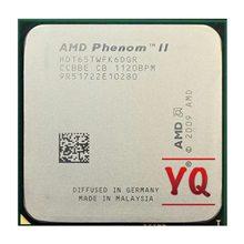 AMD Phenom II X6 1065T 1065 2,9G 95W 6-Core CPU procesador HDT65TWFK6DGR hembra AM3