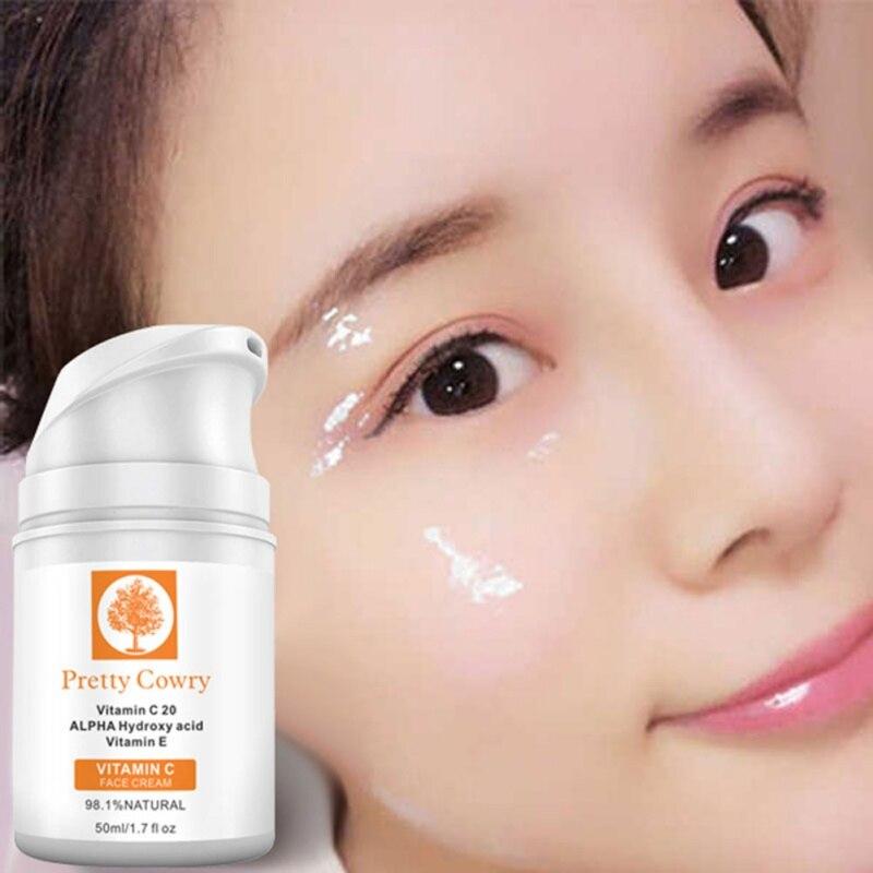 New Moisturizing Skin Acne Whitening Anti-Wrinkle Serum For Face Cream Hyaluronic Acid Facial Cream Essential Cream