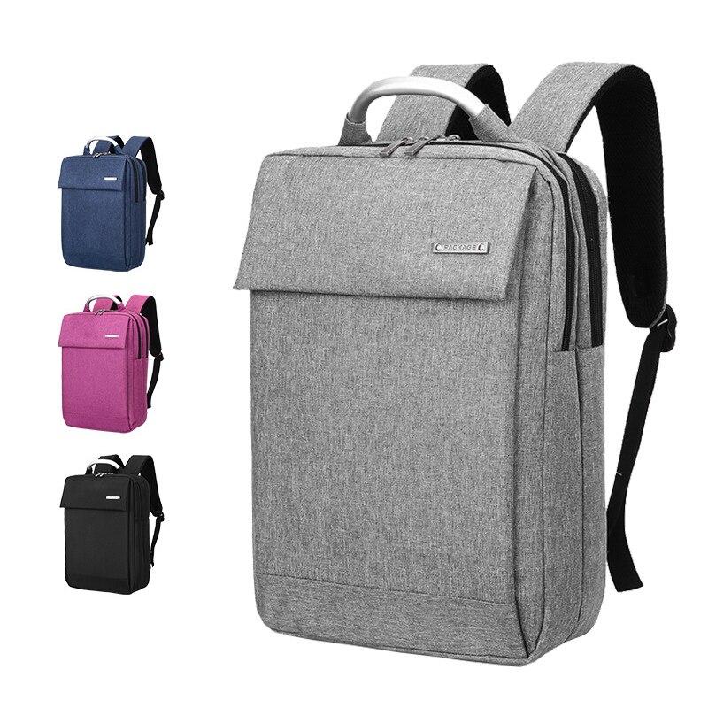 Laptop Backpack Women Men Backpacks Business Notebook