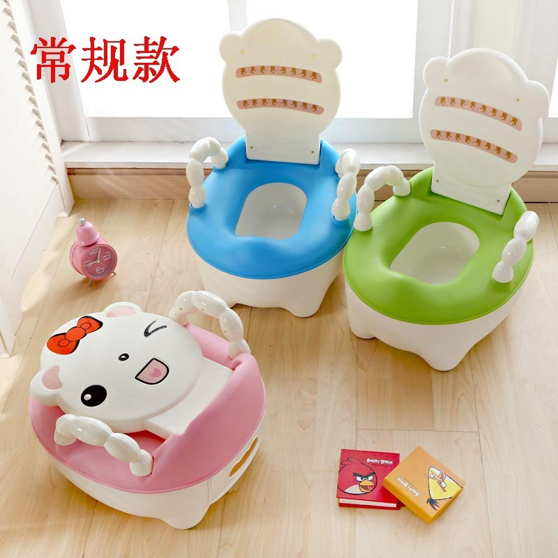 Squat Toilet For Kids Infants Bedpan Portable GIRL'S Seat Cushion Men And Women Urination And Defecation Thick Stool Basin Kids