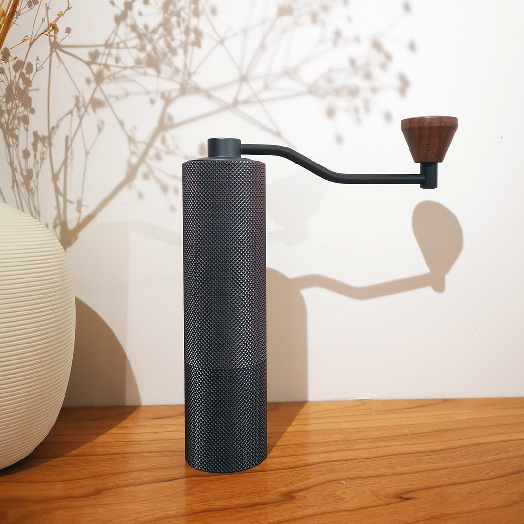 TIMEMORE Slim Coffee Grinder With Adjustable Setting Conical Burr Manual Grinder Hand Mill Grinder Fit For Pour Over Espresso