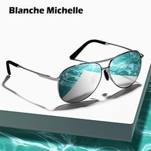 BM Pilot güneş gözlüğü polarize erkekler kadınlar UV400 güneş gözlüğü erkek sürüş Sunglass 2020 gafas de sol Vintage marka okulary kutusu ile Polarized sunglasses men sunglass women sun glasses