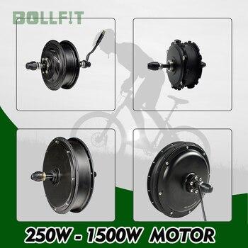 E Bike 36 48 V 250 500 1000 1500 W tylna bezszczotkowa kaseta Freewheel Direct Gear piasta koła silnik do konwersji roweru elektrycznego