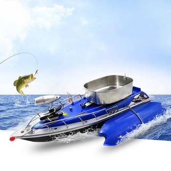 Wędkarstwo RC łódź z przynętą Auto RC pilot przynęta na ryby łódź z przynętą łódź motorowa lokalizator ryb statek łódź do wędkowania bezprzewodowy rc tanie i dobre opinie MAXIMUMCATCH CN (pochodzenie) Nr 5 baterii Angielski Bezprzewodowy 125 Khz 0 6-500 metr Dc 10-18 v
