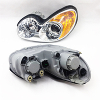 Headlight Assembly For Hyundai Sonata 2002 ~ 2009 Car Light Assembly DRL Front Car Headlights Auto Headlamp