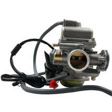 Carburetor GY6 50cc Scooter 4 Stroke engines QMB139 for Moped ATV 49cc 60cc For SUNL BAJA TANK NST VIVA ATM BMS REDCAT