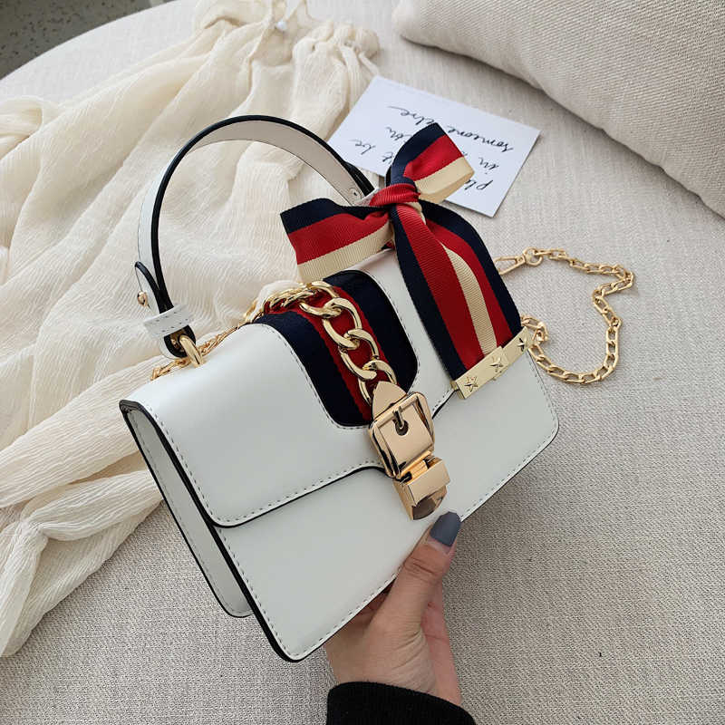 Small Off White Handbag For Women Brand Designer Luxury Bags Ladies Beautiful Shoulder Bag Quality Leather Bag