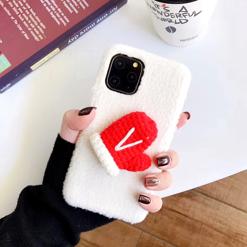 Luxury Warm Villus Fur Case (7)