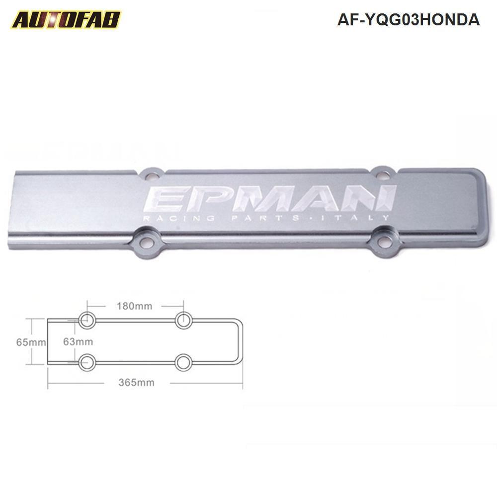 HONDA ACURA Aluminum B16 Series Engine Spark plug Valve wire cover insert GOLD R