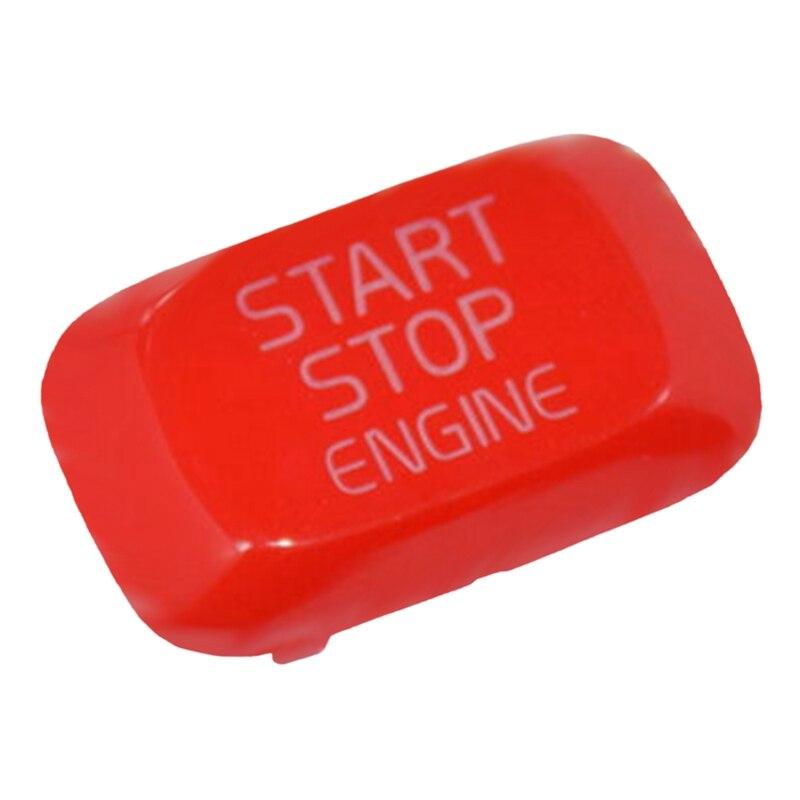 Car Engine Start Stop Switch Button Cover For Volvo V40 V60 S60 XC60 S80 V50 V70 XC70