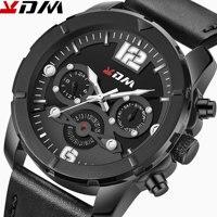 Analog Watch Pure Quartz Watches Men Best Halloween Gift For Boyfriend Brand Sports Hand Relojes Para Hombre Marca De Lujo Gents