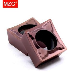 Image 5 - משלוח חינם MZG CCMT060204 CCMT09T308 CCMT09T304 MSF משעמם מפנה CNC נירוסטה כלי חיתוך טונגסטן קרביד מוסיף
