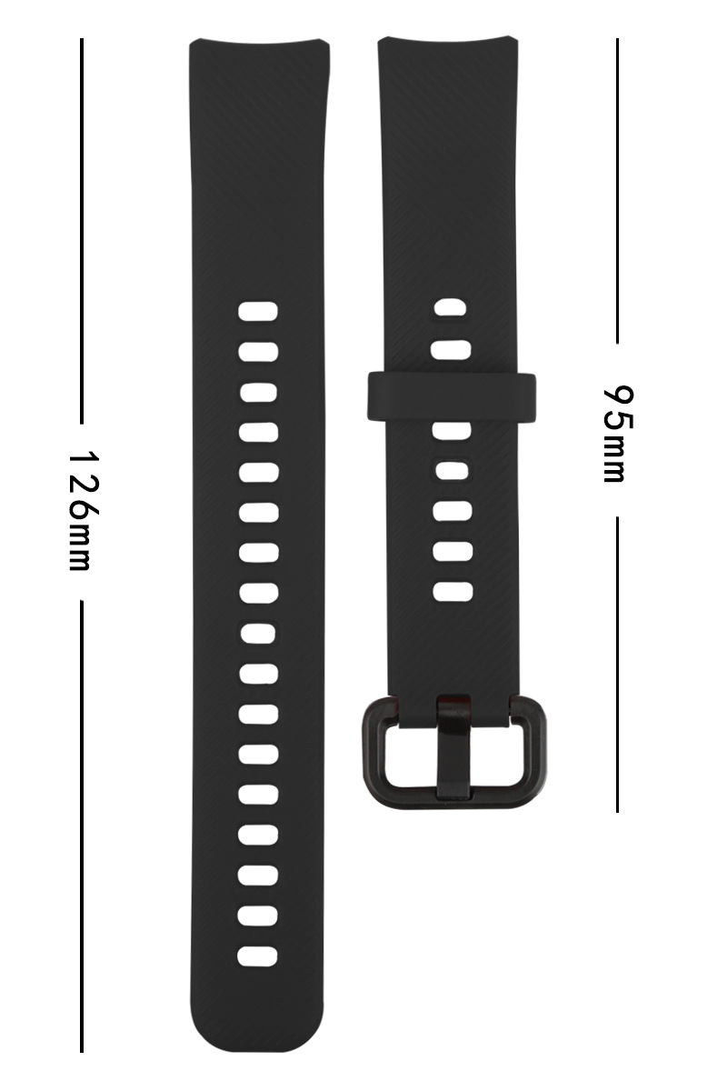 Silicone-Wrist-Strap-For-Huawei-Honor-Band-4-NFC-Smart-Sport-Bracelet-Strap-For-Huawei-Honor (1)