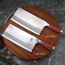 Dengjia ручной работы 9cr18mov стали красного дерева ручка коммерческих
