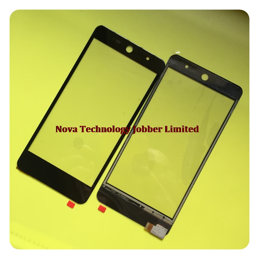 Wyieno Black Touchscreen For Wileyfox Swift 2 Plus / Swift2 Touch Screen Glass Digitizer Touchpad Sensor Screen Panel +track