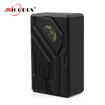 Vehicle GPS Magnet SOS 10000mAh GPS Car Tracker Cut Off Oil Realtime Track By Time Geofence Voice Monitor Tracking GPS for Cars