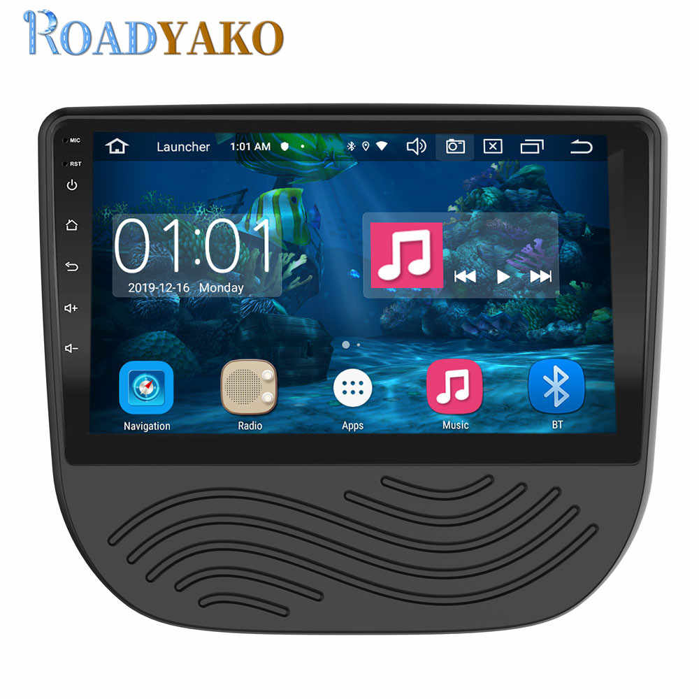 Autoradio 9 android android android para chevrolet malibu xl 2016-2019 estéreo carro auto rádio gps navegação multimídia jogador carro traço kit 2din