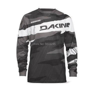 Camiseta enduro jersey para descensos ciclismo de montaña para hombre