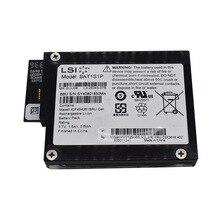Wejścia i wyjścia LSI MegaRAID SAS LSI00264 LSIiBBU08 IBBU08 BBU08 bateria zapasowa jednostki dla 9260 8i 9261 8 używane