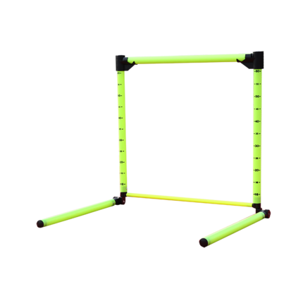 60cm Scale Hurdle Football Training Hurdles Sensitive Jumping Hurdles Track And Field Training Jumping Height Adjustable