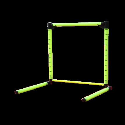 60cm Scale Hurdle Football Training Hurdles Sensitive Jumping Hurdles Track And Field Training Jumping Height Adjustable