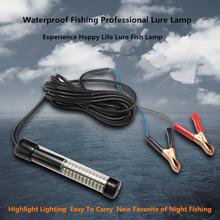 12 В 180 светодиодный светильник для подводной рыбалки 25 Вт
