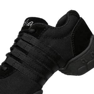 Image 5 - DIPLIP ใหม่โมเดิร์นรองเท้าเต้นรำด้านล่างนุ่ม JAZZ รองเท้าเต้นรำรองเท้ากลางแจ้ง Breathable รองเท้าผู้หญิงขนาด 34  45