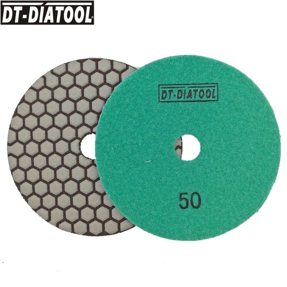 DT DIATOOL 4pcs 125 milímetros5 Lixar Discos
