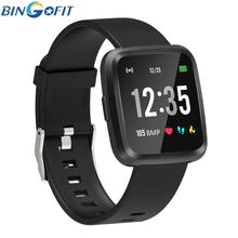 2019 New Smart Watch with Full Touch Blood Heart Rate Activity Tracker Step Pedometer Calorie Sport Watch for Men and Women все цены