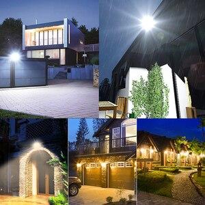 Image 5 - 35W éclairage LED avec capteur de mouvement IP66 LED étanche projecteur lampe réflecteur projecteur extérieur pour jardin