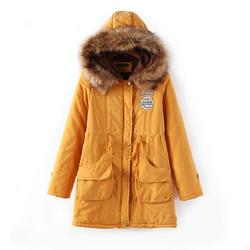 2019 nowe parki kobiet kobiety płaszcz zimowy pogrubienie bawełny kurtka zimowa kobiet znosić parki dla kobiet zima 2