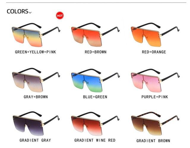 очки солнцезащитные женские с градиентными линзами стильные фотография