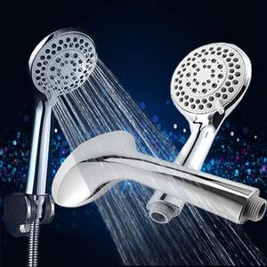 Faucet Shower-Head Water-Outlet Multi-Function Pressurized Bathroom Hand-Held High-Quality