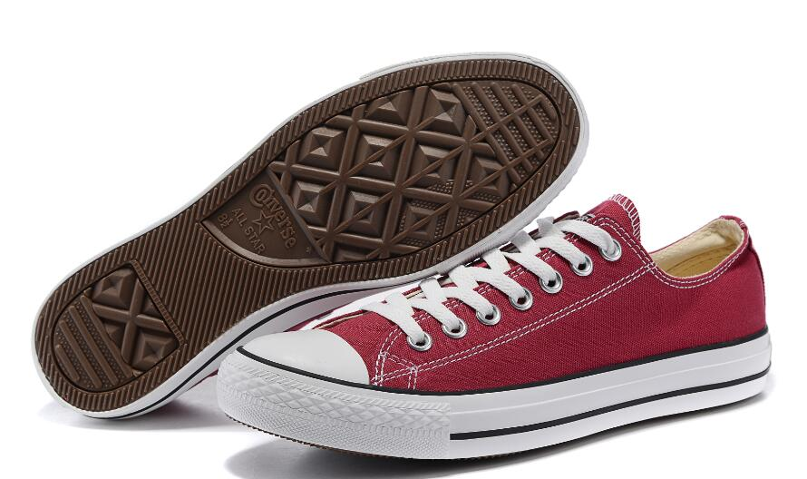 <font><b>Converse</b></font> classic <font><b>all</b></font> <font><b>star</b></font> canvas <font><b>shoes</b></font> <font><b>men</b></font> and women sneakers low classic Skateboarding Sport <font><b>shoes</b></font> 7 color image