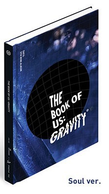 [MYKPOP] ~ 100% ORIGINAL officiel ~ DAY6 MINI #5 le livre de nous: Album de gravité, Collection Fans de KPOP-SA19091402