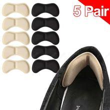 5 пар губка подпяточники клейкий пластырь для облегчения боли